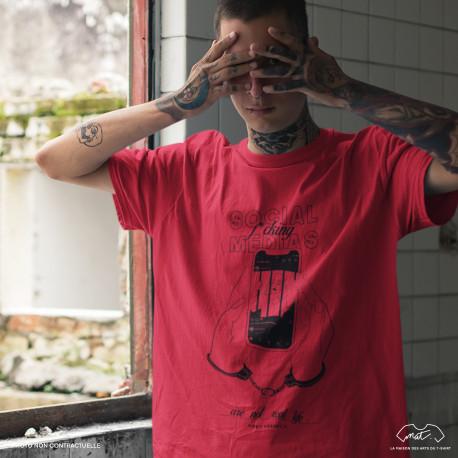 "T-Shirt Homme ""SOCAL MEDIA"""