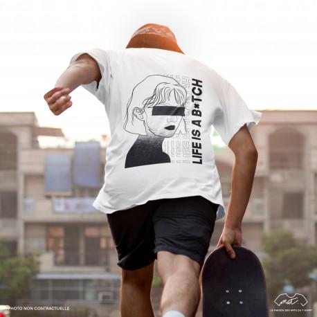 """T-Shirt Homme """"SHUT THE F*CK UP"""""""